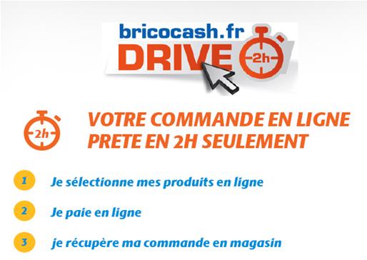 Brico Cash Drive